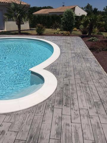 Construction de terrasse piscine